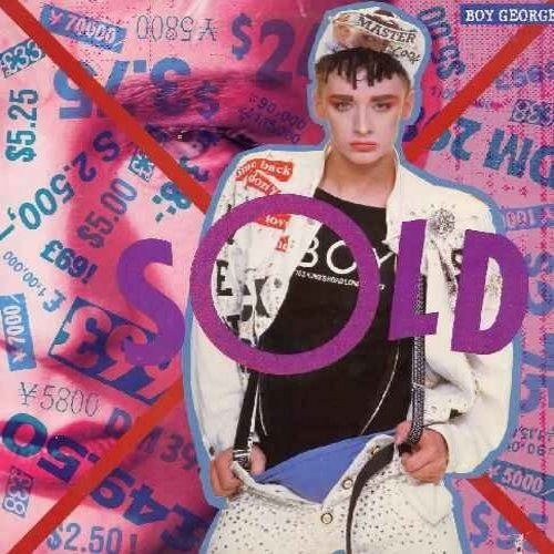 Boy George - SOLD: Everything I Own, Freedom, Just Ain't Enough, To Be Reborn, Little Ghost, Where Are You Now? (Vinyl LP record) - M10/M10 - LP Records