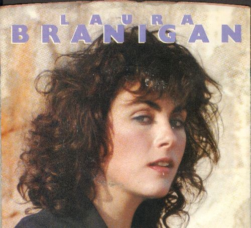 Branigan, Laura - Self Control/Silent Partners (with picture sleeve) - NM9/EX8 - 45 rpm Records