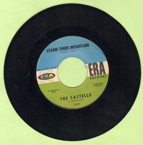 Castells - Stand There Mountain/Oh! What It Seemed To Be - EX8/ - 45 rpm Records