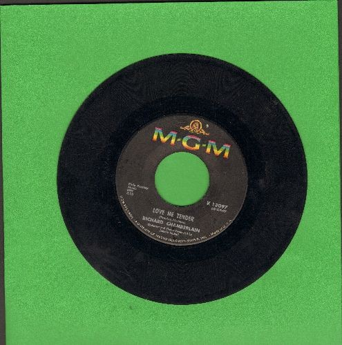 Chamberlain, Richard - Love Me Tender/All I Do Is Dream Of You  - VG6/ - 45 rpm Records