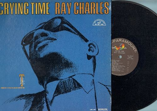 Charles, Ray - Crying Time: Let's Get Stoned, You're Just About To Lose Your Clown, You've Got A Problem, Tears (Vinyl MONO LP record) - NM9/EX8 - LP Records