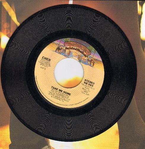 Cher - Take Me Home/My Song (Too Far Gone) (MINT condition!) - M10/ - 45 rpm Records
