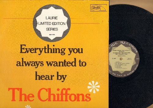Chiffons - Everything You Always Wanted To Hear By The Chiffons But Couldn't Get!: He's So Fine, One Fine Day, My Boyfriend's Back, It's My Party, The Locomotion, Da Doo Ron Ron (Vinyl STEREO LP record) - NM9/EX8 - LP Records