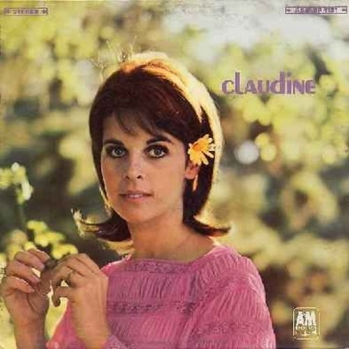 Longet, Claudine - Claudine: A Man And A Woman, Here There And Everywhere, Sunrise Sunset, My Guy, Sunrise Sunset (Vinyl LP record) - EX8/EX8 - LP Records