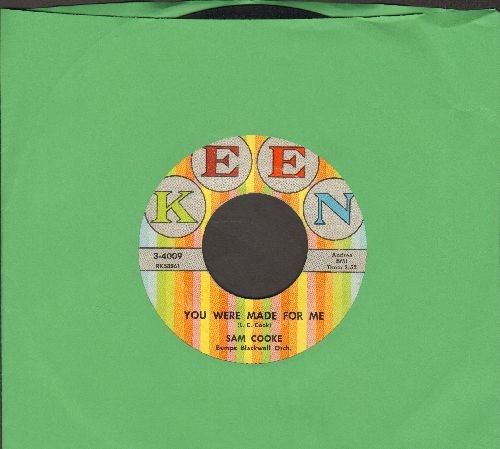 Cooke, Sam - You Were Made For Me/Lonely Island  - VG6/ - 45 rpm Records