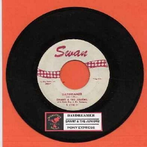 Danny & The Juniors - Daydreamer/Pony Express (with juke box label) - VG7/ - 45 rpm Records