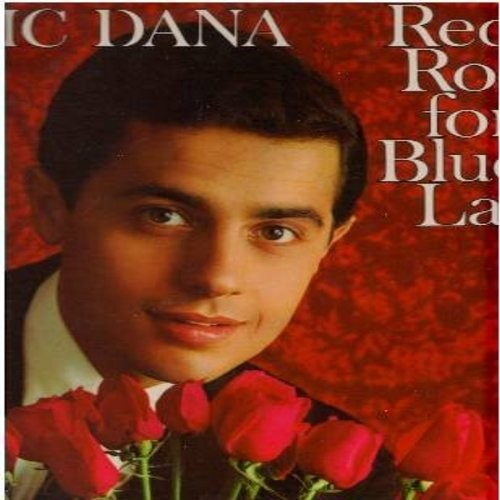 Dana, Vic - Red Roses For A Blue Lady: I'll See You In My Dreams, I'm In The Mood For Love, I'll Be Seing You, It Had To Be You (Vinyl MONO LP record) - EX8/EX8 - LP Records