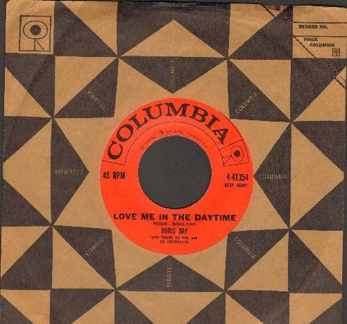 Day, Doris - Love Me In The Daytime/He's So Married (with vintage Columbia company sleeve) - EX8/ - 45 rpm Records