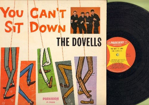 Dovells - You Can't Sit Down: Maybelline, 36-22-36, Wildwood Days, If You Wanna Be Happy, Summer Job, Short Fat Fanny, Miss Daisy De Lite (Vinyl MONO LP record) - EX8/EX8 - LP Records