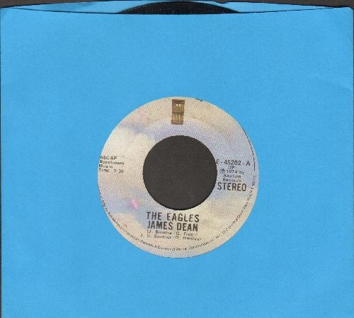 Eagles - James Dean/Good Day In Hell  - VG7/ - 45 rpm Records