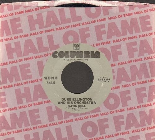 "Ellington, Duke - Take The ""A"" Train/Satin Doll (double-hit reissue with company sleeve) - NM9/ - 45 rpm Records"