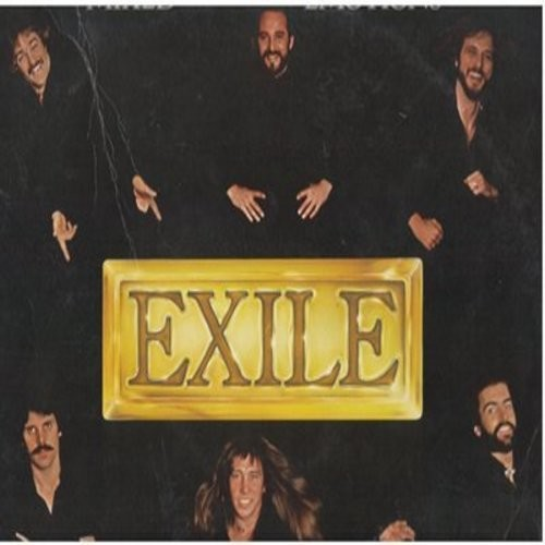 Exile - Mixed Emotions: Kiss You All Over, You Thrill Me, Stay With Me, Never Gonna Stop (Vinyl STEREO LP record) - VG6/VG7 - LP Records