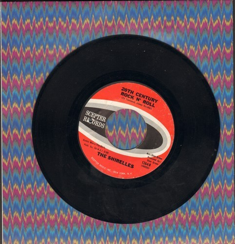 Shirelles - Tonight You°re Gonna Fall In Love With Me/20th Century Rock & Roll (bb) - VG7/ - 45 rpm Records