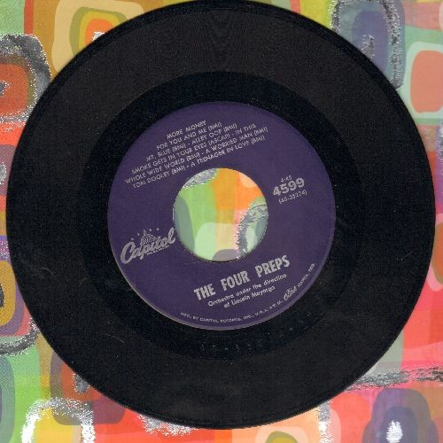 Four Preps - More Money For You And Me/Swing Down Chariot - EX8/ - 45 rpm Records