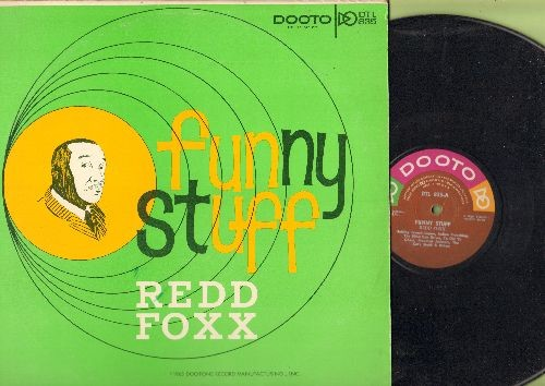 Foxx, Redd - Funny Stuff - Classic Stah Party Humor (vinyl LP record) - NM9/EX8 - LP Records
