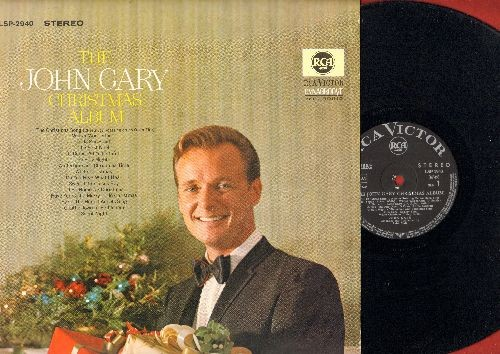 gary john the john gary christmas album the christmas song winter wonderland - White Christmas Song
