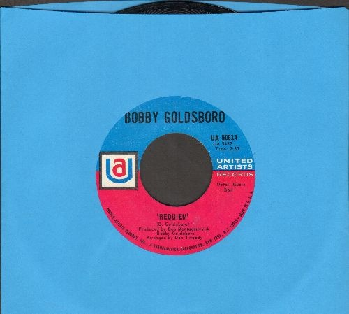 Goldsboro, Bobby - Requiem/Mornin' Mornin' - NM9/ - 45 rpm Records