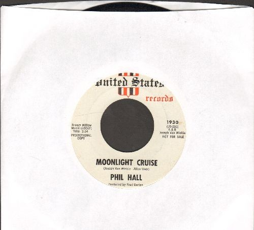 Hall, Phil - Moonlight Cruise/Destiny - NM9/ - 45 rpm Records