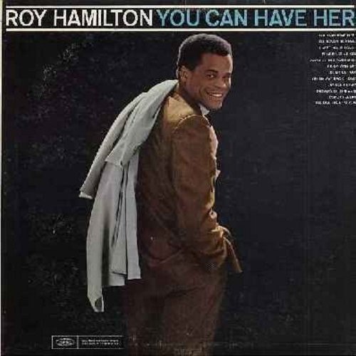 Hamilton, Roy - You Can Have Her: I'll Never Be Free, Never Let Me Go, Jungle Fever, Down By The Riverside (Vinyl MONO LP record) - NM9/VG7 - LP Records