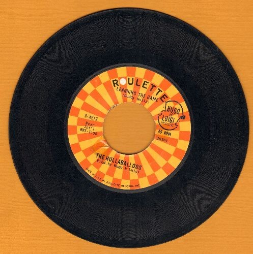 Hullaballoos - Learning The Game/Don't Stop - EX8/ - 45 rpm Records