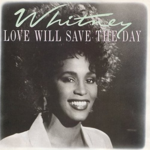 Houston, Whitney - Love Will Save The Day/How Will I Know (with picture sleeve) - NM9/EX8 - 45 rpm Records