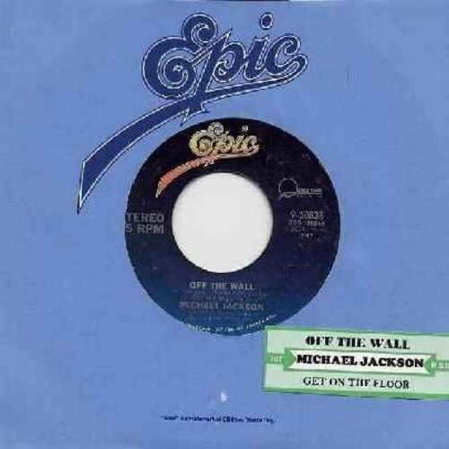 Jackson, Michael - Off The Wall/Get On The Floor - EX8/ - 45 rpm Records