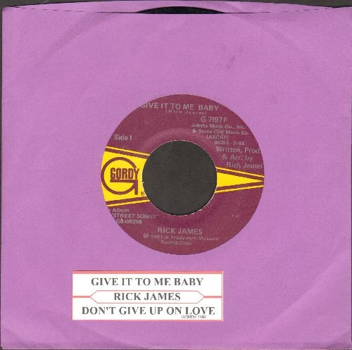 Jackson, Michael - She's Out Of My Life/Get On The Floor - NM9/ - 45 rpm  Records