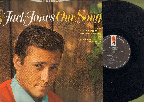 Jones, Jack - Our Song: Michelle, As Time Goes By, When I Look In Your Eyes (Vinyl STEREO LP record) - NM9/NM9 - LP Records