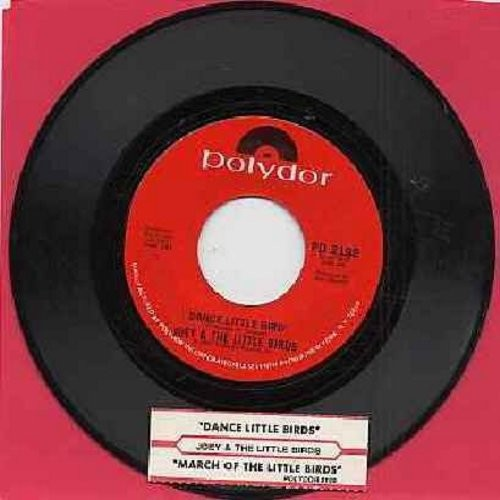 Joey & The Little Birds - Dance Little Birds (CHICKEN DANCE!)/March Of The Little Birds (with juke box label) - NM9/ - 45 rpm Records