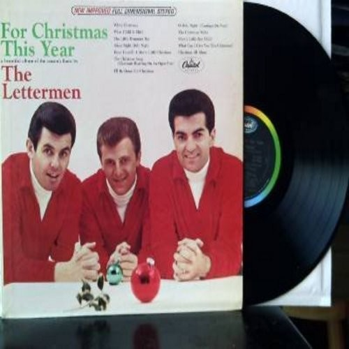lettermen for christmas this year white christmas have yourself a merry little christmas - Who Wrote The Song White Christmas