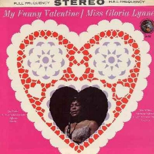 Lynne, Miss Gloria - My Funny Valentine: I'm Sorry, Man Of Mine, Billy Boy, Cool Daddy, Is There A Someone For Me (Vinyl STEREO LP record) - NM9/EX8 - LP Records