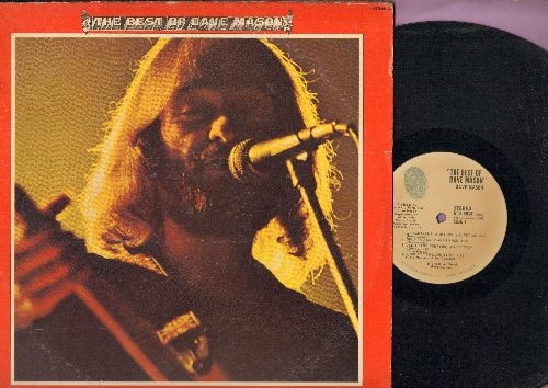 Mason, Dave - The Best Of: A Heartache, Look At You Look At Me, Walk To The Point, Here We Go Again (vinyl STEREO LP record) - EX8/VG7 - LP Records