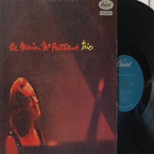 McPortland, Marian Trio - The Marian McPortland Trio: Stompin' At The Savoy, Carioca, Symphony, Dream A Little Dream For Me (Vinyl MONO LP record) - NM9/VG7 - LP Records