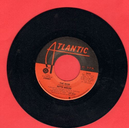 Midler, Bette - The Rose/Stay With Me  - VG6/ - 45 rpm Records