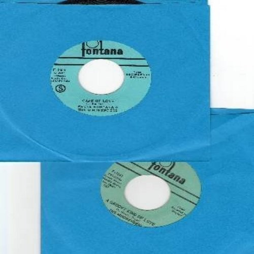 Fontana, Wayne & The Mindbenders - 2 for 1 Special: Game Of Love/A Groovy Kind Of Love (2 vintage first issue 45rpm records for the price of 1!) - EX8/ - 45 rpm Records