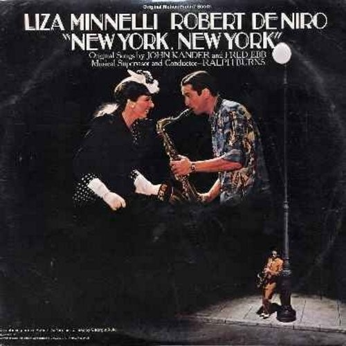 Minnelli, Liza - New York, New York - Original Motion Picture Sound Track (2 vinyl LP record set, SEALED - never opened!) - Includes the Classic Theme Song by Liza Minnelli (counts as 2 LPs) - SEALED/SEALED - LP Records