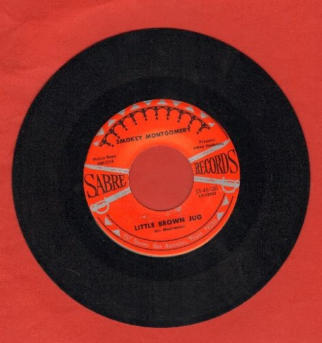 Montgomery, Smokey - Little Brown Jug/Rainbow Chimes - NM9/ - 45 rpm Records