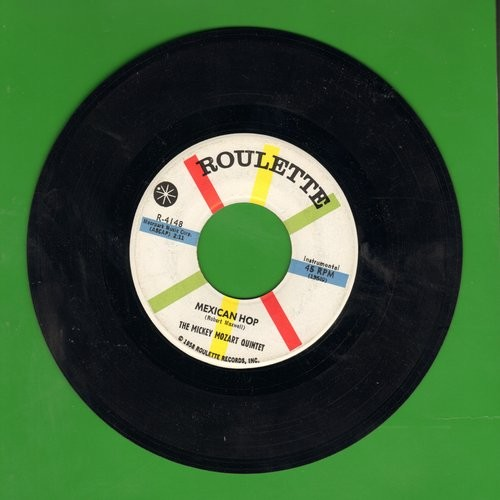 Mozart, Mickey Quintet - Mexican Hop/Little Dipper (with juke box label) - EX8/ - 45 rpm Records