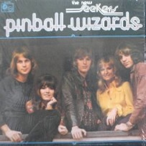 New Seekers - Pinball Wizards: Look Look, That's My Guy, Feelin', Reaching Out For Someone, Time Limit - NM9/NM9 - LP Records