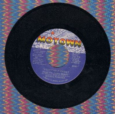 Pointer, Bonnie - I Can't Help Myself (Sugar Pie, Honey Bunch)/I Wanna Make It  - NM9/ - 45 rpm Records