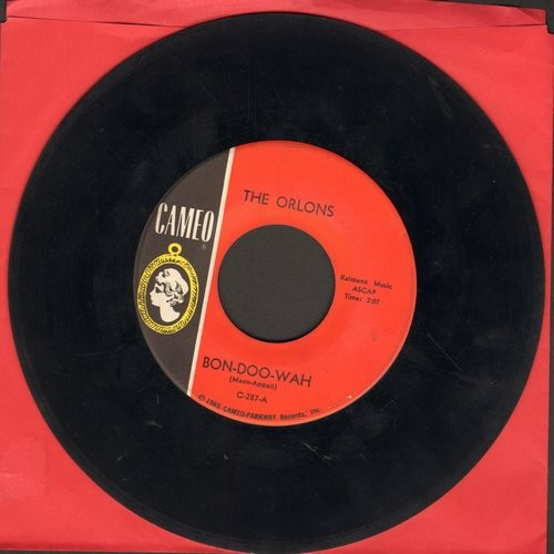 Orlons - Bon-Doo-Wah/Don't Throw Your Love Away - VG7/ - 45 rpm Records