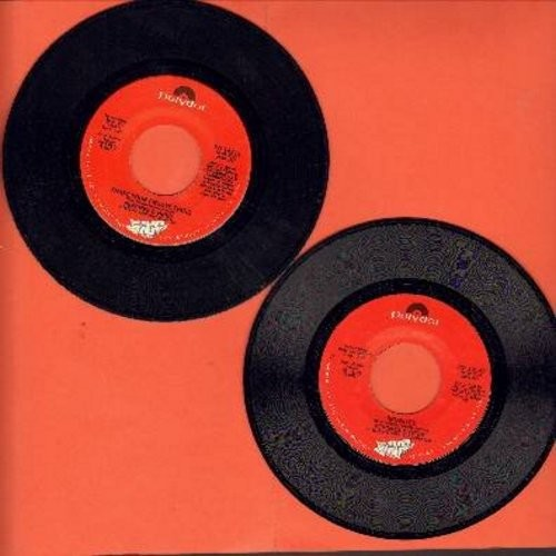 Peaches & Herb - 2 for 1 Special: Shake Your Groove Thing/Reunited  (2 vintage first issue 45rpm records for the price of 1!) - NM9/ - 45 rpm Records