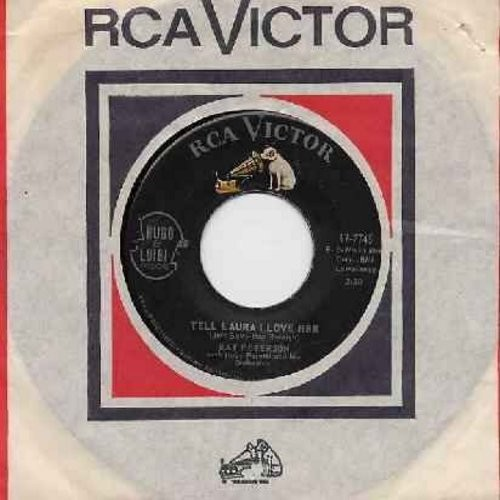 Peterson, Ray - The Wonder Of You/I'm Gone (with original RCA company sleeve) - NM9/ - 45 rpm Records