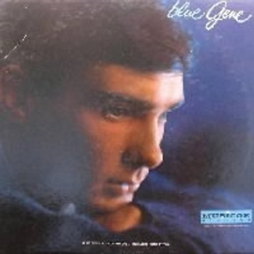 Pitney, Gene - Blue Gene: Twenty Four Hours From Tulsa, Autumn Leaves, I'll Be Seeing You, Lonely Night Dreams, Answer Me My Love - EX8/VG7 - LP Records
