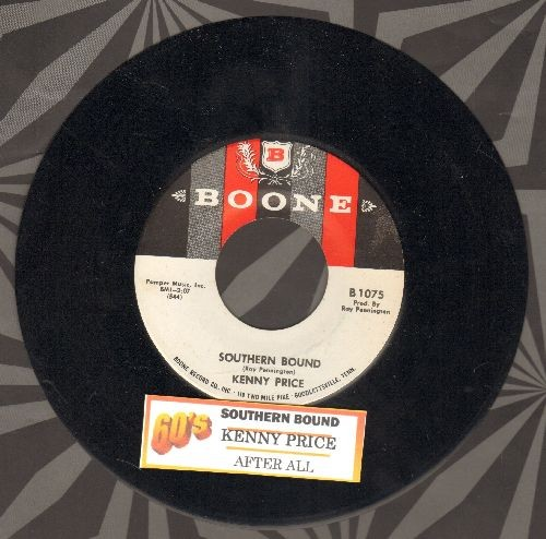 Price, Kenny - Southern Bound/After All (with juke box label) - NM9/ - 45 rpm Records