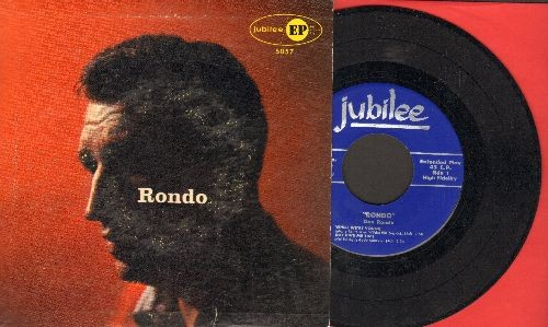 Rondo, Don - Rondo: While We're Young/But Give Me Time/They Can't Shake My Faith In You/Bring Back My Summer Love (vinyl EP record with picture cover) - NM9/VG7 - 45 rpm Records
