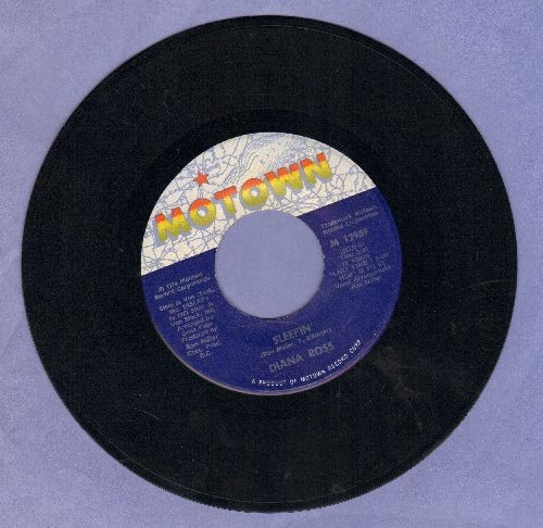 Ross, Diana - Sleepin'/You - EX8/ - 45 rpm Records