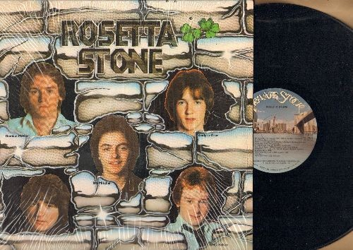 Rosetta Stone - Rosetta Stone: If Paradise Is Half As Nice, You Really Got Me, At The Disco (vinyl STEREO LP record) - NM9/NM9 - LP Records