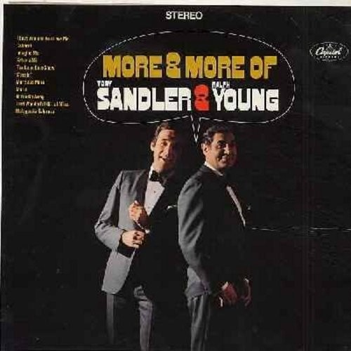 Sandler, Tony & Ralph Young - More & More Of: Cabaret, S'posin', That Wonderful Girl Of Mine, Marie, Imagine Me, Sabor A Ti (Vinyl LP record) - NM9/NM9 - LP Records