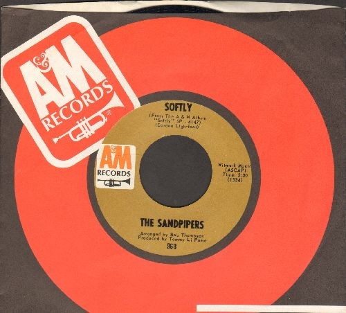 Sands, Jodi - Turnabout Heart/Solo A Te Mio Amor (DJ advance pressing, wol) - EX8/ - 45 rpm Records